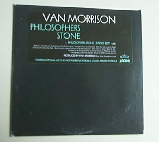 VAN MORRISON - PHILOSOPHERS STONE