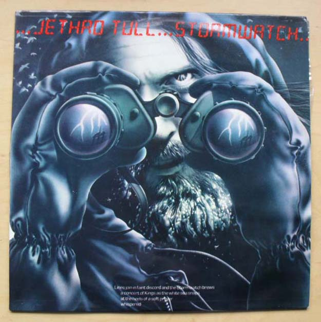 Jethro Tull Stormwatch Vinyl Records Lp Cd On Cdandlp