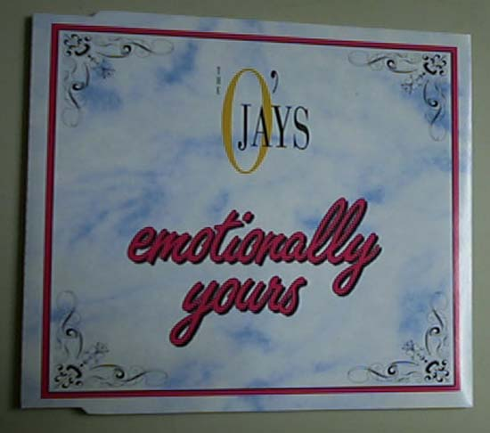 O'JAYS - EMOTIONALLY YOURS