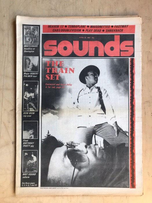 EASTWOOD & SAINT - SOUNDS