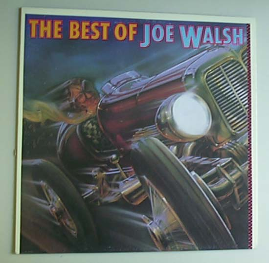 JOE WALSH - Best Of Record
