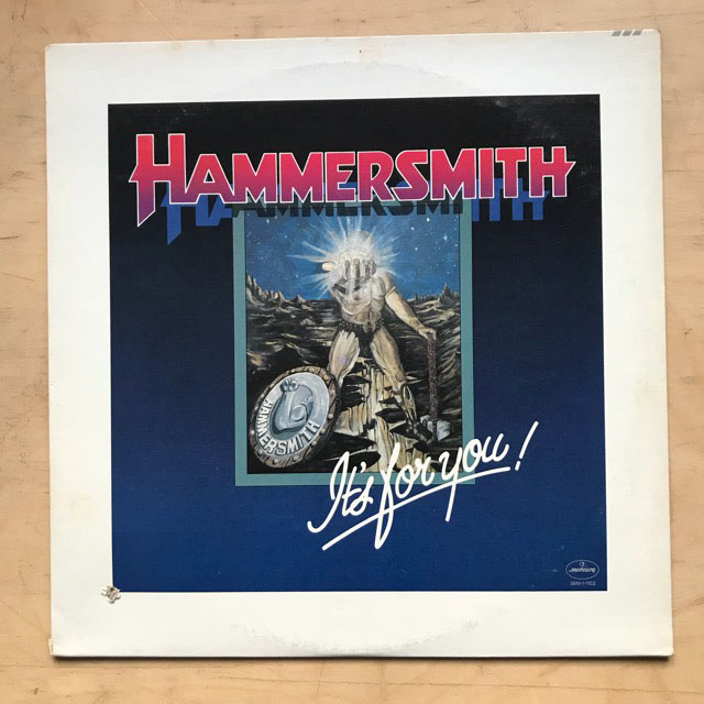 HAMMERSMITH - IT'S FOR YOU