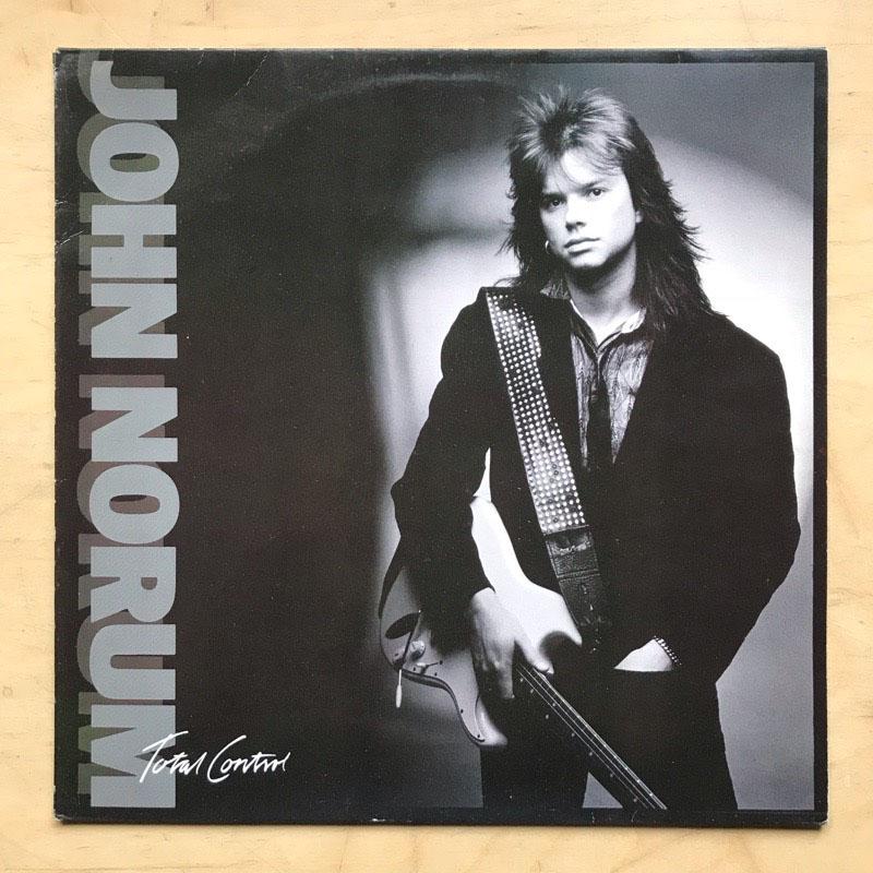 JOHN NORUM - Total Control Album