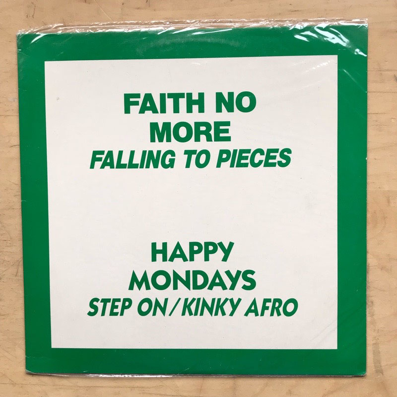 FAITH NO MORE - FALLING TO PIECES