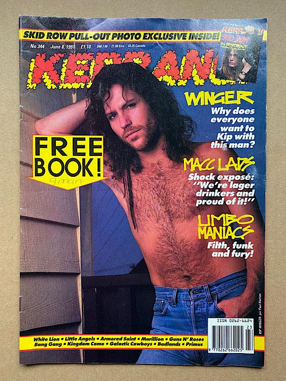 Kerrang No344