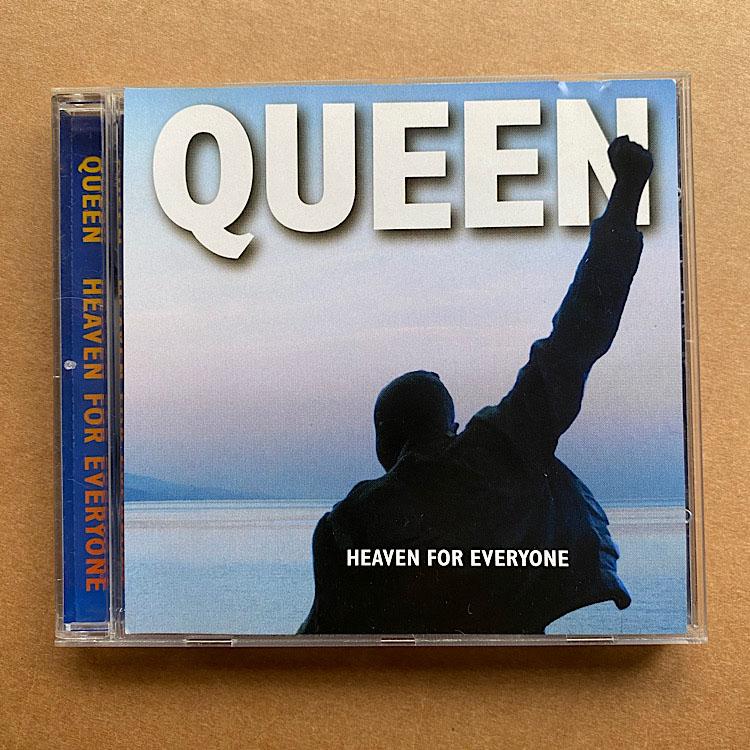 QUEEN - HEAVEN FOR EVERYONE