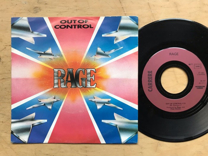 Out Of Control - RAGE