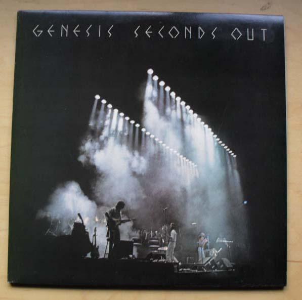 GENESIS - Seconds Out Album