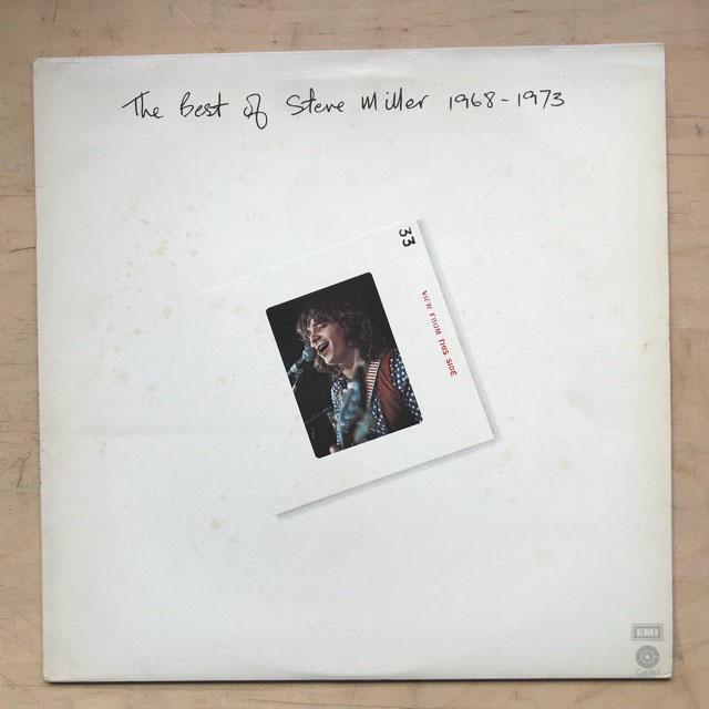 STEVE MILLER - Best Of Steve Miller 1968-1973