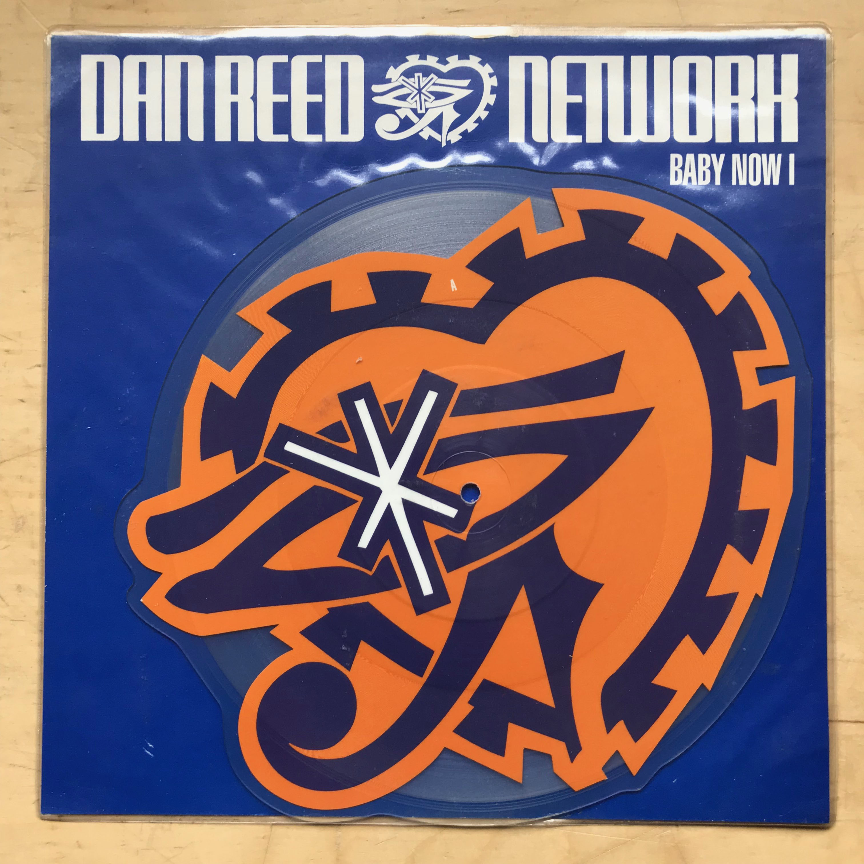 DAN REED NETWORK - BABY NOW I