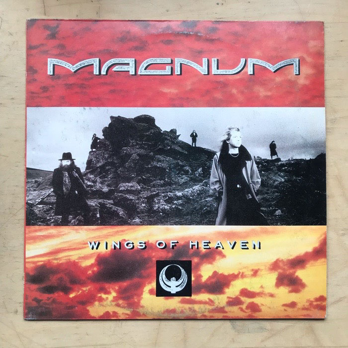 MAGNUM - Wings Of Heaven CD