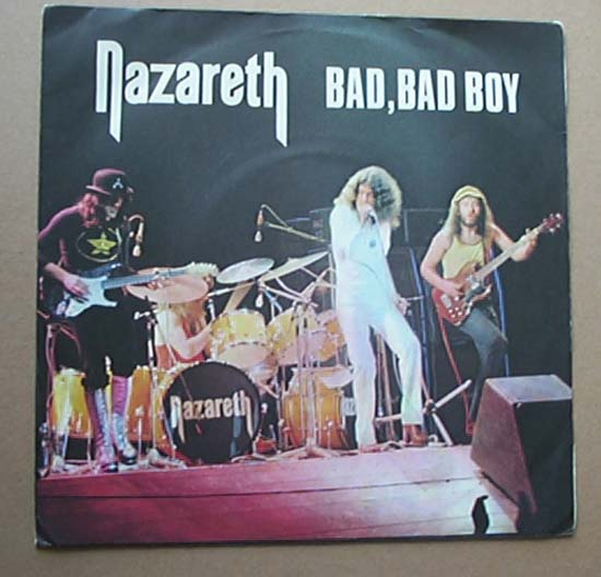 Nazareth Records Vinyl And Cds Hard To Find And Out Of