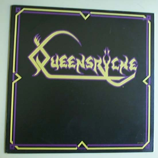 QUEENSRYCHE - Queen Of The Reich Single