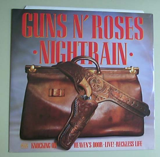 Nightrain - GUNS N ROSES