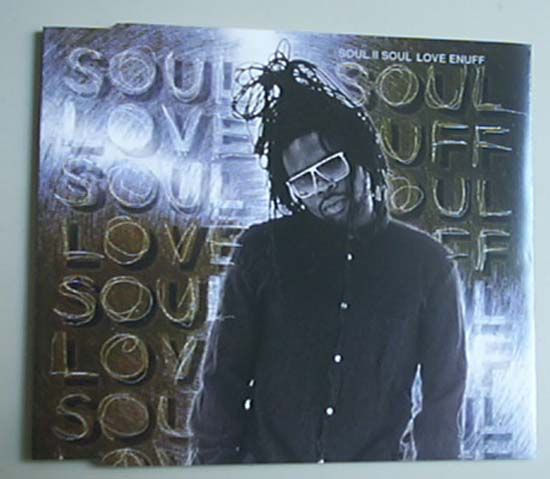 SOUL II SOUL - Love Enuff Maserati Up Tempo Mix Edit/album Edit/maserati New York Mix Edit