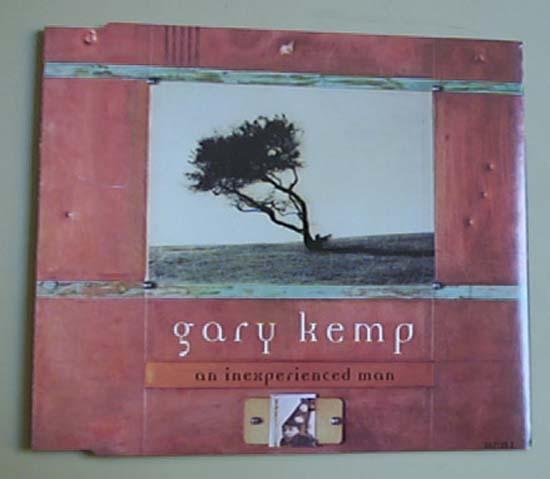 GARY KEMP - AN INEXPERIENCED MAN