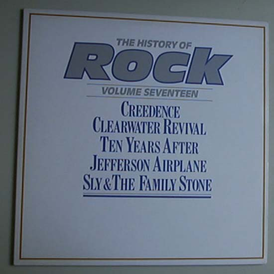 History Of Rock Vol 25 Double Album