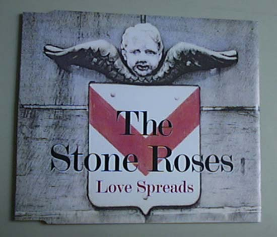 STONE ROSES - Love Spreads EP