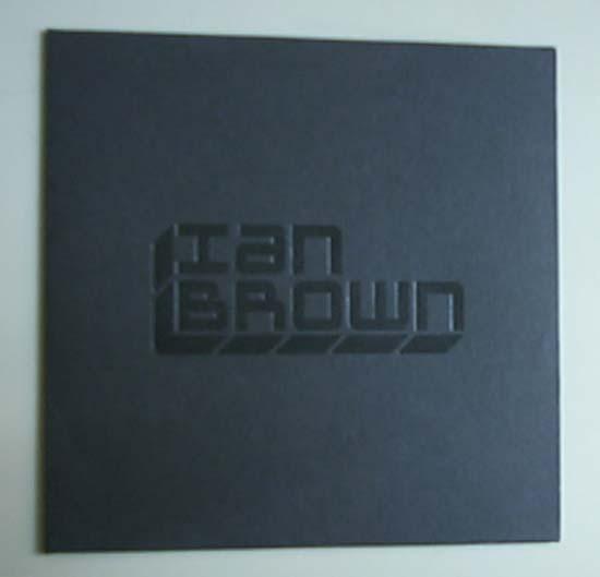 IAN BROWN - LOVE LIKE A FOUNTAIN