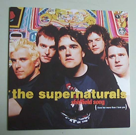 Sheffield Song - SUPERNATURALS