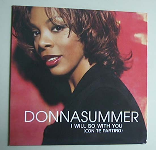 Donna Summer I Will Go With You Records Lps Vinyl And