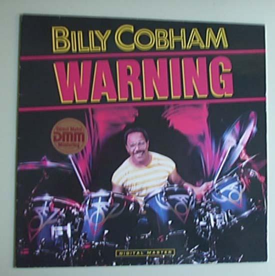 BILLY COBHAM - Warning Album