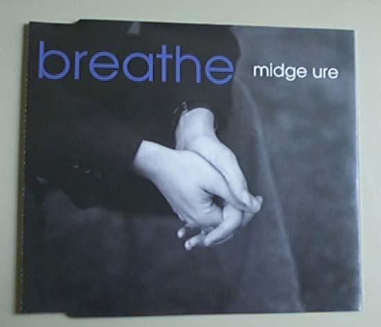Midge Ure Breathe Midge Ure Breathe Record
