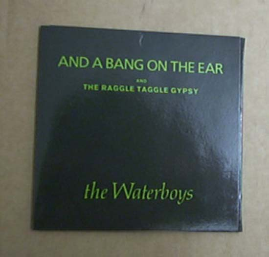 WATERBOYS - AND A BANG ON THE EAR