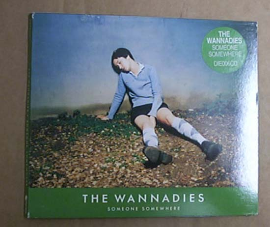 WANNADIES - SOMEONE SOMEWHERE