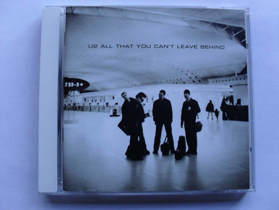 U2 - All That You Can't Leave Behind Single