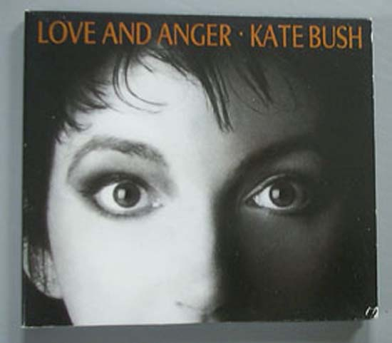 KATE BUSH - Love And Anger Album