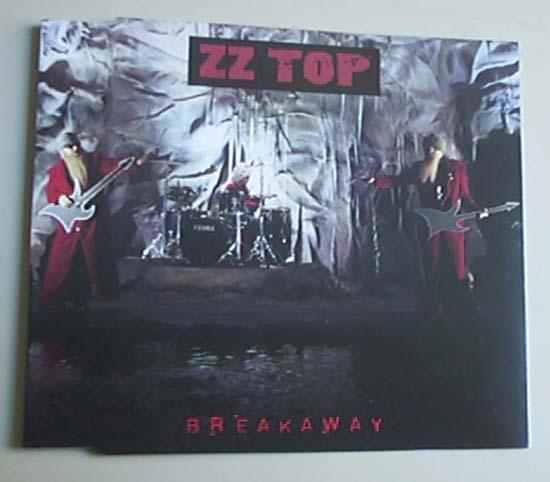 ZZ TOP - BREAKAWAY