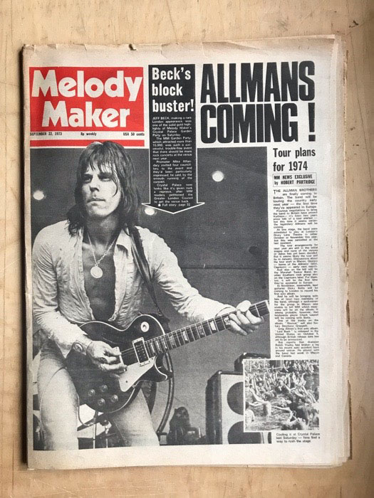 Melody Maker Front Runners Vol 11