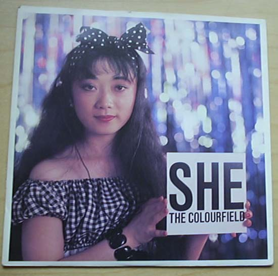 COLOURFIELD - SHE