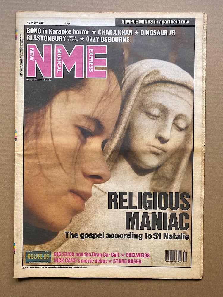 10,000 MANIACS - NME