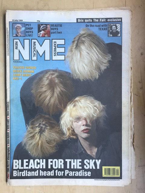 BIRDLAND - NME - Magazine