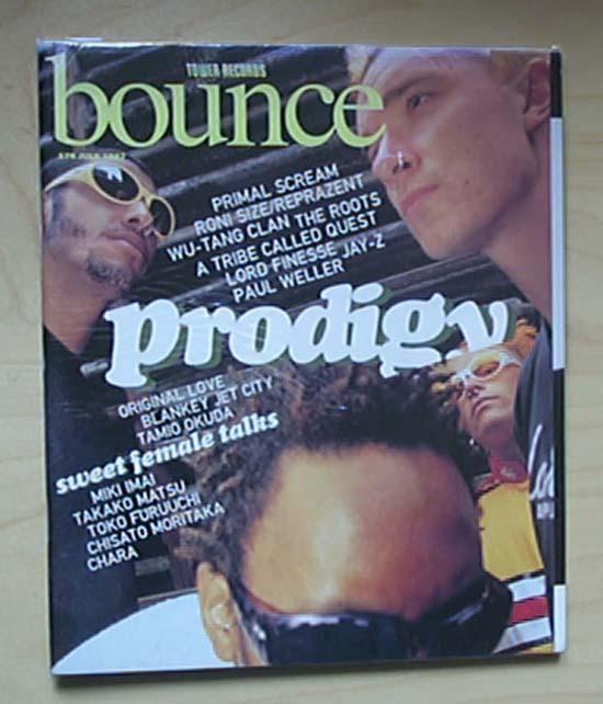 PRODIGY - BOUNCE - Magazine
