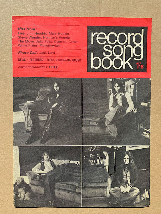 Record Songbook