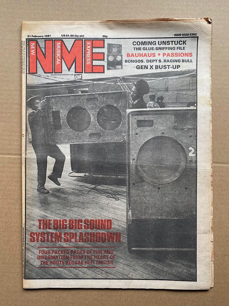 VARIOUS REGGAE - NME - Magazine