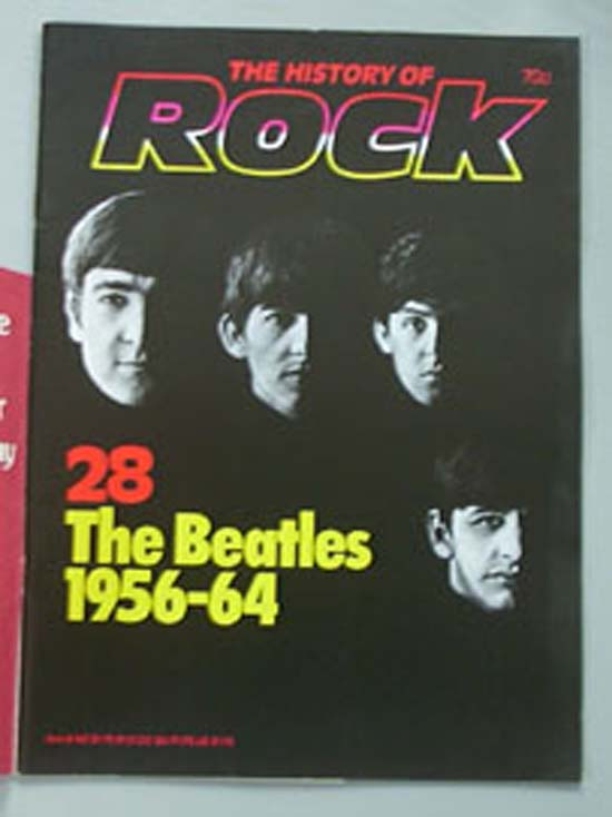 a history of the beatles in british rock music The british invasion had a profound impact on popular music,  it prompted  many existing garage rock bands to adopt a sound with  and the four tops,  each securing its first top 20 record during  both the us sunshine pop group the  buckinghams and the beatles-influenced us.