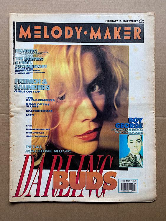 DARLING BUDS - MELODY MAKER - Magazine