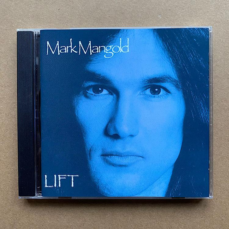<b>MARK MANGOLD</b> - LIFT - CD - 1973