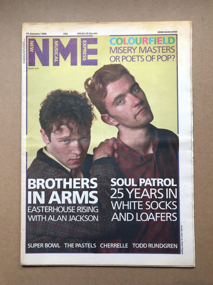 EASTERHOUSE NME
