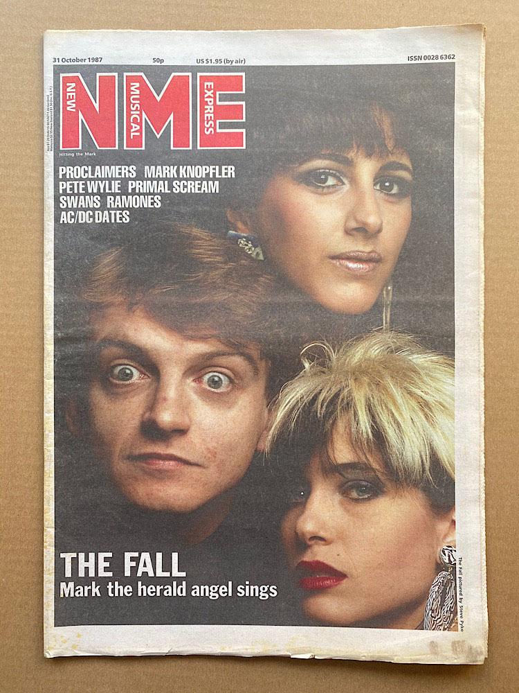 FALL - NME