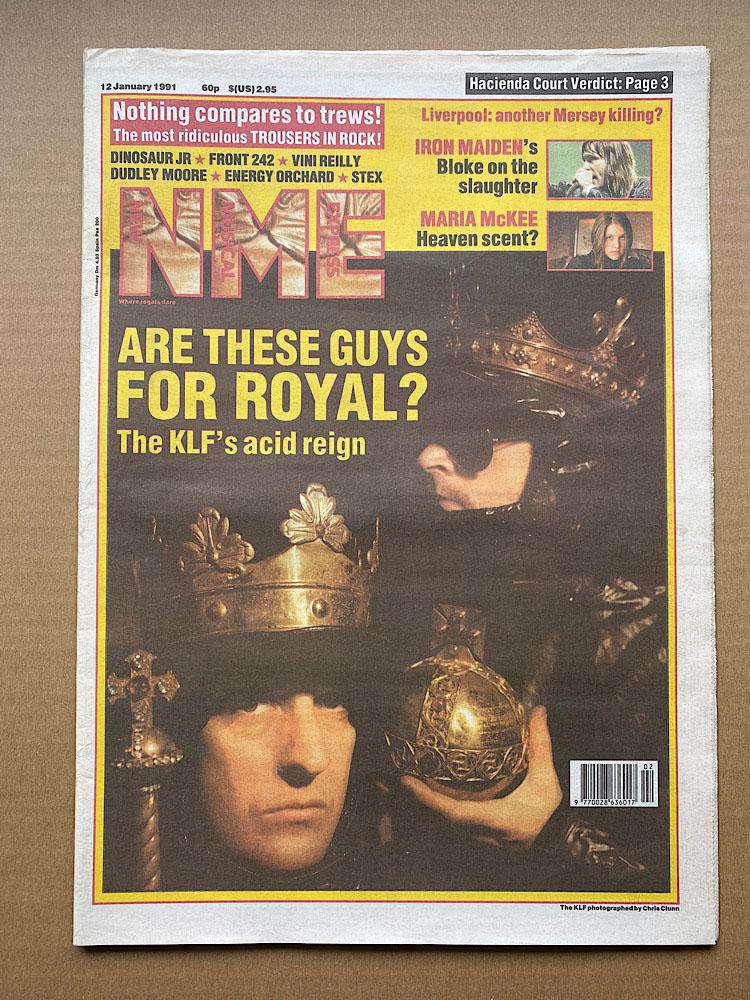 KLF - NME - Magazine
