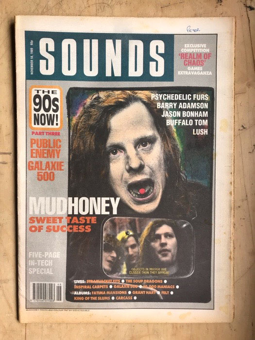 MUDHONEY - SOUNDS - Magazine