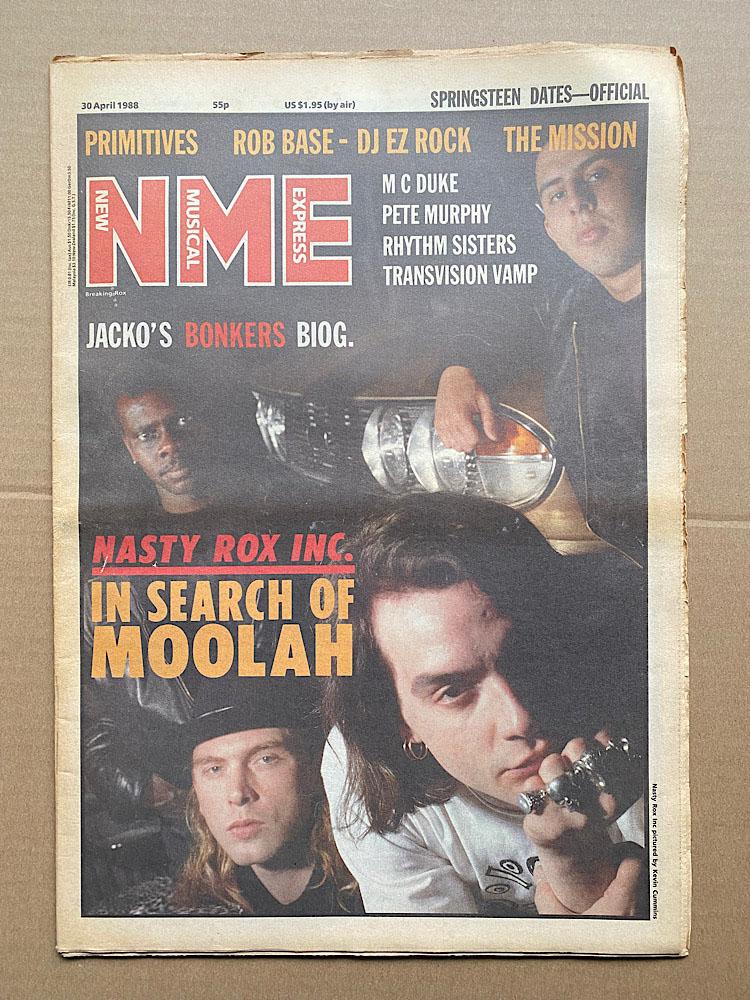 NASTY ROX - NME