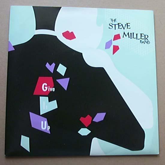 STEVE MILLER BAND - Give It Up Album