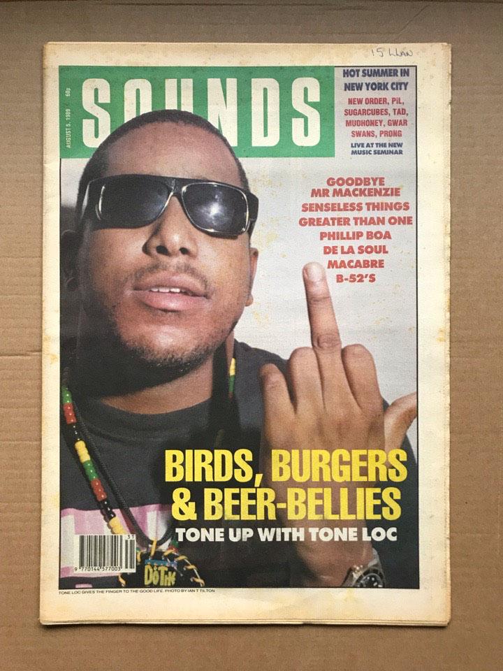 TONE LOC - SOUNDS - Magazine