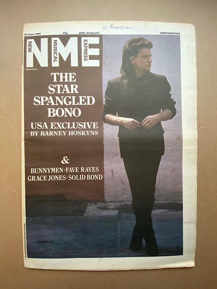 U2 - NME